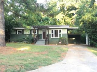 1554 Belva Avenue, Decatur, GA 30032 (MLS #5793240) :: North Atlanta Home Team