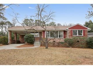 125 Cromwell Road, Sandy Springs, GA 30328 (MLS #5793906) :: North Atlanta Home Team