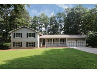 3487 Stratfield Drive, Brookhaven, GA 30319 (MLS #5795411) :: North Atlanta Home Team