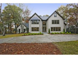 860 Waddington Court, Sandy Springs, GA 30350 (MLS #5795518) :: North Atlanta Home Team