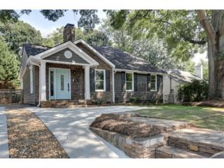 387 Deering Road NW, Atlanta, GA 30309 (MLS #5795587) :: North Atlanta Home Team