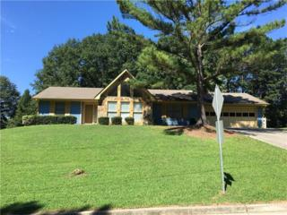 801 Jefferson Drive, Conyers, GA 30094 (MLS #5796178) :: North Atlanta Home Team