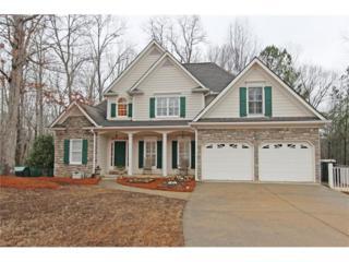 155 Dawson Creek Drive, Ball Ground, GA 30107 (MLS #5796615) :: North Atlanta Home Team