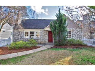 715 Courtenay Drive NE, Atlanta, GA 30306 (MLS #5796647) :: The Zac Team @ RE/MAX Metro Atlanta