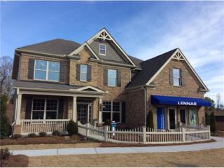 930 Hampton Oaks Drive, Alpharetta, GA 30004 (MLS #5797251) :: North Atlanta Home Team