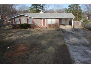 517 Concord Woods Drive, Smyrna, GA 30082 (MLS #5797503) :: North Atlanta Home Team