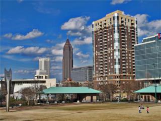 285 Centennial Olympic Park Drive NW #1701, Atlanta, GA 30313 (MLS #5797592) :: North Atlanta Home Team