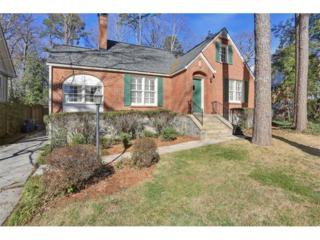 449 Princeton Way, Atlanta, GA 30307 (MLS #5798088) :: North Atlanta Home Team