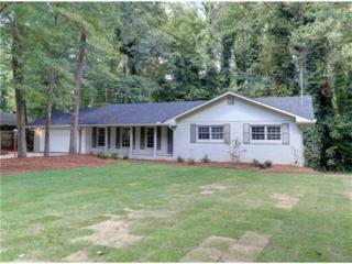 2106 Zelda Drive NE, Atlanta, GA 30345 (MLS #5799249) :: North Atlanta Home Team