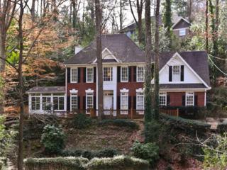 2466 Nancy Lane NE, Atlanta, GA 30345 (MLS #5799400) :: North Atlanta Home Team