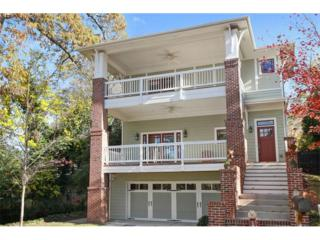 563 Woodall Avenue, Atlanta, GA 30306 (MLS #5799763) :: North Atlanta Home Team
