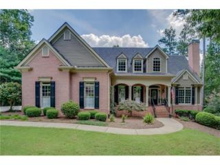 825 Hampton Bluff Drive, Alpharetta, GA 30004 (MLS #5799780) :: North Atlanta Home Team