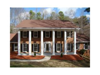 1835 Silver Ridge Court, Stone Mountain, GA 30087 (MLS #5800175) :: North Atlanta Home Team