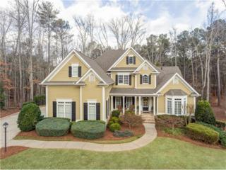 872 Hallbrook Lane, Milton, GA 30004 (MLS #5800194) :: North Atlanta Home Team