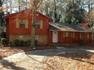 4665 Cedar Ridge Trail, Stone Mountain, GA 30083 (MLS #5800331) :: North Atlanta Home Team