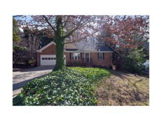 170 Preston Oaks Drive, Alpharetta, GA 30022 (MLS #5800566) :: North Atlanta Home Team