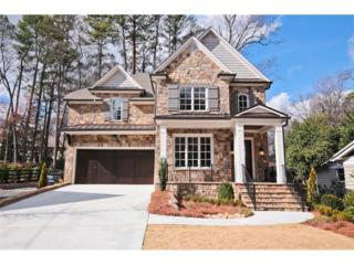 3316 W Shadowlawn Avenue NE, Atlanta, GA 30305 (MLS #5800685) :: North Atlanta Home Team