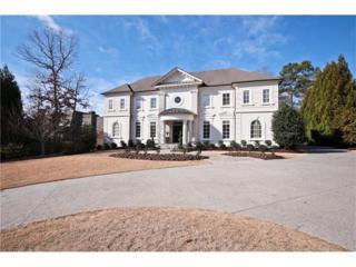 5480 Claire Rose Lane, Sandy Springs, GA 30327 (MLS #5800808) :: North Atlanta Home Team