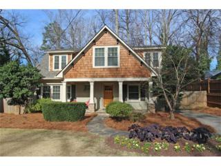 2384 Greylock Place, Decatur, GA 30030 (MLS #5801470) :: North Atlanta Home Team