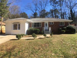 2770 Lancaster Drive, East Point, GA 30344 (MLS #5801532) :: North Atlanta Home Team