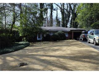 3916 Land O Lakes Drive NE, Atlanta, GA 30342 (MLS #5801628) :: North Atlanta Home Team