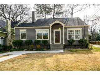 1049 Standard Drive NE, Brookhaven, GA 30319 (MLS #5802095) :: North Atlanta Home Team