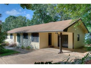 45 Owl Court, Monticello, GA 31064 (MLS #5802343) :: North Atlanta Home Team