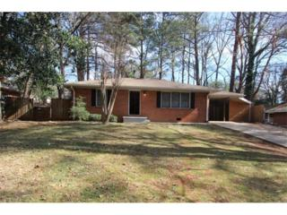 541 Meadowbrook Drive, Marietta, GA 30067 (MLS #5802621) :: North Atlanta Home Team