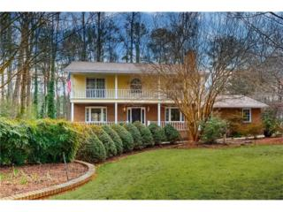 1619 Courtleigh Drive, Dunwoody, GA 30338 (MLS #5803101) :: North Atlanta Home Team