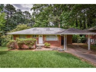 2823 Connally Drive SW, Atlanta, GA 30311 (MLS #5803319) :: North Atlanta Home Team