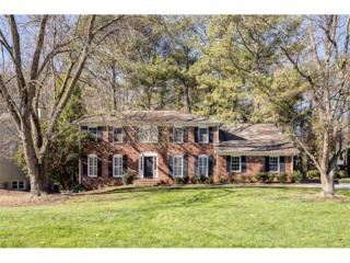 5376 Redfield Circle, Dunwoody, GA 30338 (MLS #5803497) :: North Atlanta Home Team