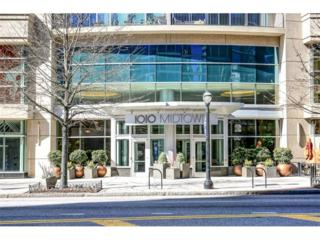 1080 Peachtree Street NE #2601, Atlanta, GA 30309 (MLS #5804051) :: North Atlanta Home Team