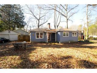 498 Spruce Drive, Pine Lake, GA 30072 (MLS #5804330) :: North Atlanta Home Team