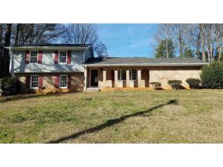 4459 Plantation Lane, Norcross, GA 30093 (MLS #5804666) :: North Atlanta Home Team