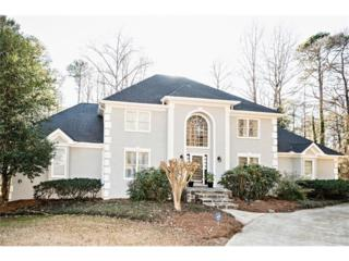 140 Pond Trace, Fayetteville, GA 30215 (MLS #5804821) :: North Atlanta Home Team