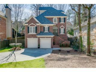1486 Sylvan Circle NE, Brookhaven, GA 30319 (MLS #5805622) :: North Atlanta Home Team
