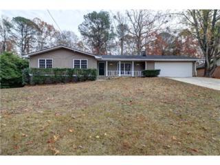 2599 Country Club Drive SE, Conyers, GA 30013 (MLS #5805946) :: North Atlanta Home Team