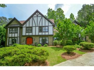 305 Spindle Court, Sandy Springs, GA 30350 (MLS #5807049) :: North Atlanta Home Team
