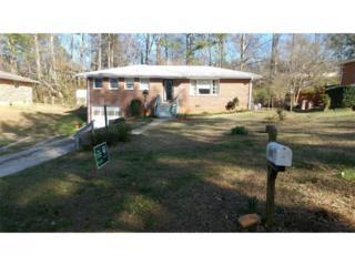 451 Dixie Lee Lane, Stone Mountain, GA 30083 (MLS #5807251) :: North Atlanta Home Team