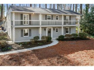 1545 Old Spring House Lane, Dunwoody, GA 30338 (MLS #5807296) :: North Atlanta Home Team