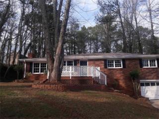 1538 Oakmont Drive, Acworth, GA 30102 (MLS #5807444) :: North Atlanta Home Team