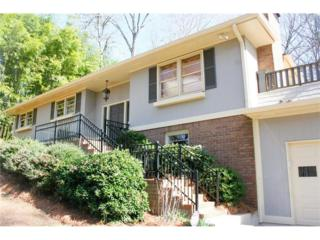 592 Cupelo Drive NW, Marietta, GA 30064 (MLS #5807691) :: Dillard and Company Realty Group