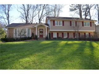 1143 Aurora Court, Dunwoody, GA 30338 (MLS #5808149) :: North Atlanta Home Team