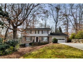 2411 Redcliff Way, Dunwoody, GA 30338 (MLS #5808492) :: North Atlanta Home Team