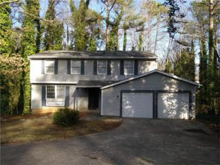 713 Stonehill Court, Stone Mountain, GA 30083 (MLS #5808560) :: North Atlanta Home Team