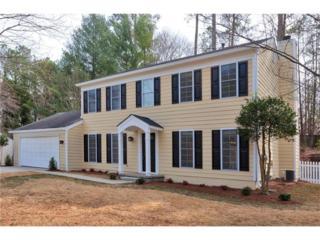 2163 Heritage Trace Drive, Marietta, GA 30062 (MLS #5808654) :: North Atlanta Home Team