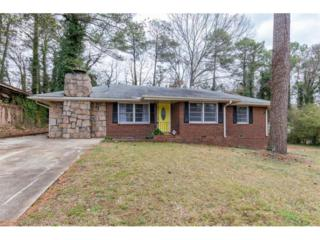 1662 Capistrana Place, Decatur, GA 30032 (MLS #5809101) :: North Atlanta Home Team