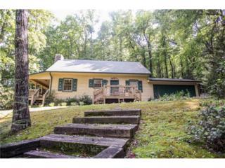 533 Cherokee Drive, Ellijay, GA 30540 (MLS #5809323) :: North Atlanta Home Team