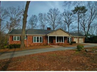 2516 Club Drive, Gainesville, GA 30506 (MLS #5809396) :: North Atlanta Home Team