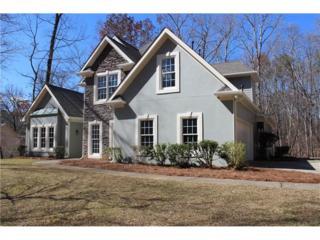 126 Stone Mill Drive, Acworth, GA 30101 (MLS #5809530) :: North Atlanta Home Team